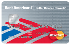 B of A Better Balance Rewards Credit Card