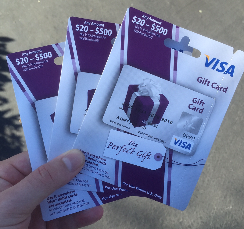 Another Cautionary Tale about US Bank Issued Visa Gift Cards Sold ...