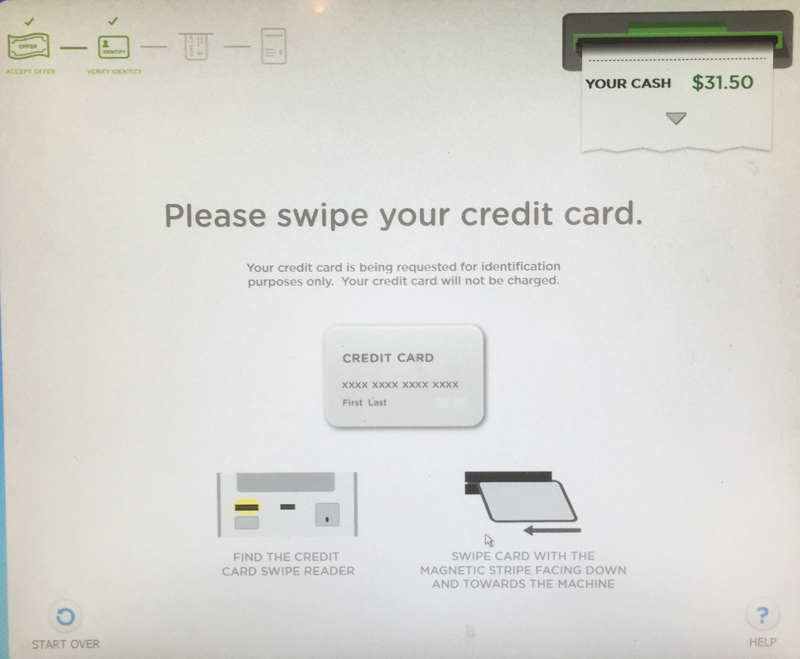 Convert Gift Cards into Cash with Coinstar Exchange Kiosks