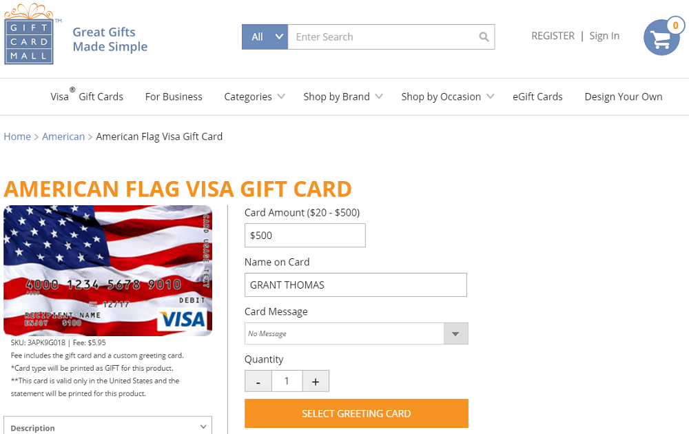 Offers Related To Gift Cards Coupons