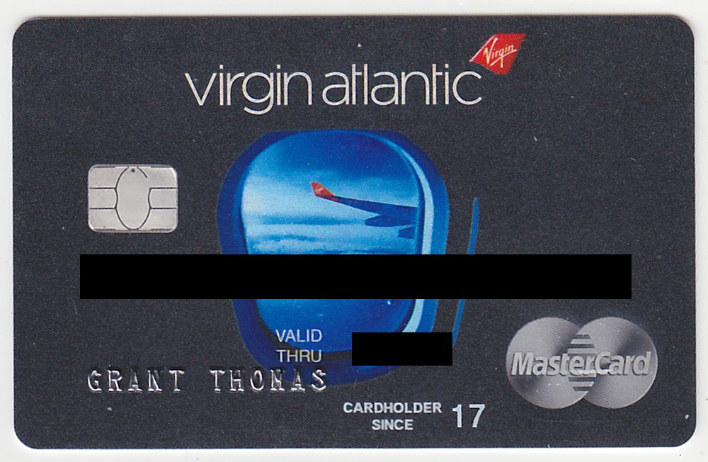 Awesome virgin america business credit card adornment business virgin atlantic business credit cards images card design and card reheart Images