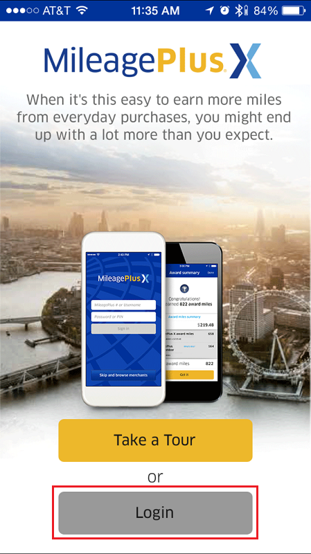 Review: New United MileagePlusX App puts an Online Shopping