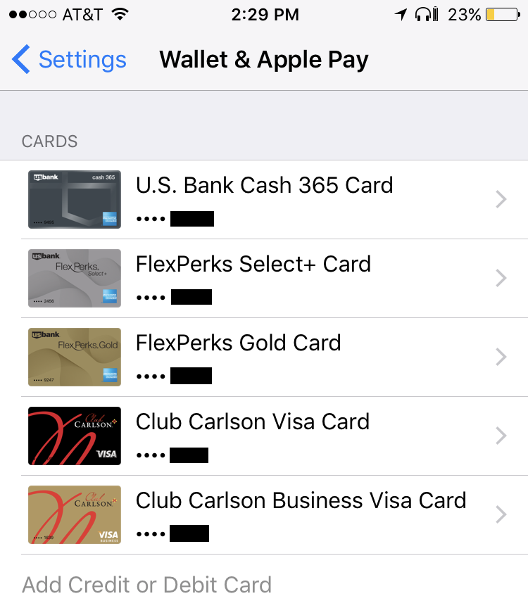 Apple Pay 3 US Bank Cash Plus | Travel with Grant