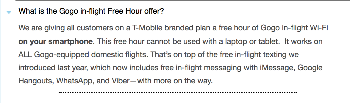 We Are Giving All Customers On A T Mobile Branded Plan Free Hour Of
