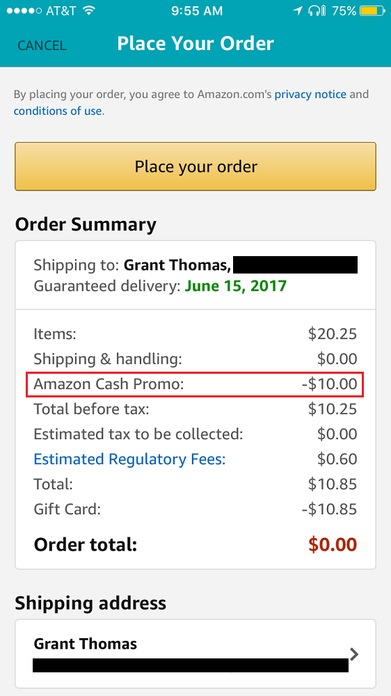reload your amazon gift card balance with amazon cash