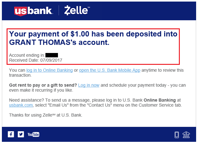 As I Have Shown Zelle Is A Very Quick And Safe Way To Transfer Money From One Checking Account Another Or For Sending Payment Friend