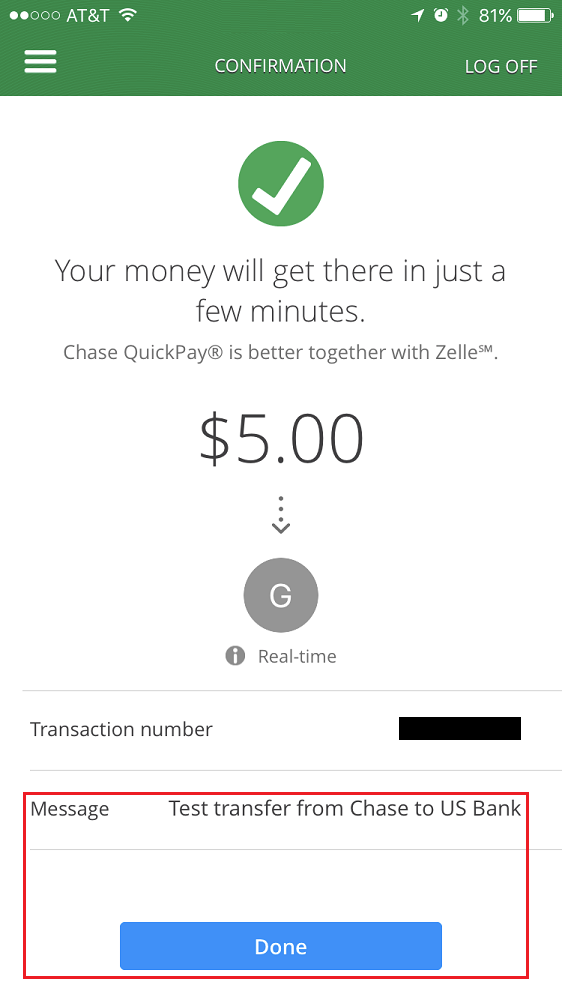 Send Money to Friends (or Other Bank Accounts) Instantly
