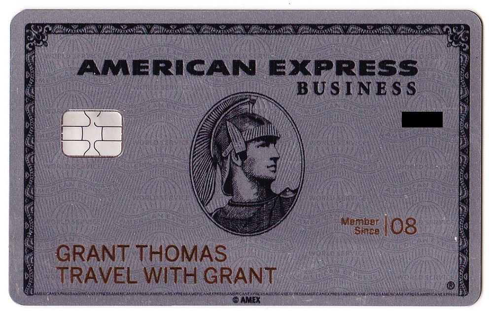 American Express Business Platinum Travel Rewards